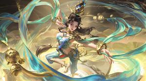 Honor Of Kings Legs 3840x2160 Wallpaper