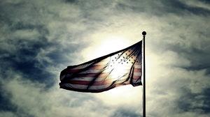 Man Made American Flag 2560x1600 Wallpaper