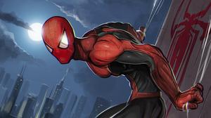 Marvel Comics Peter Parker Spider Man 3000x1688 Wallpaper