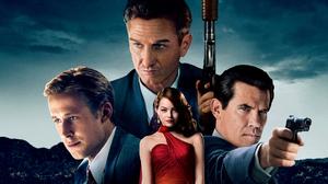 Emma Stone Josh Brolin Ryan Gosling Sean Penn 1920x1080 Wallpaper