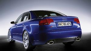Audi Rs4 Blue Car Car Luxury Car Sedan Subcompact Car 2048x1536 Wallpaper