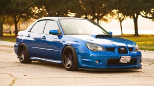 Vehicles Subaru Impreza 1680x1050 Wallpaper