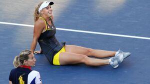 Sports Caroline Wozniacki 3000x2194 Wallpaper