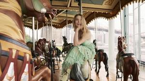 Anya Taylor Joy Women Actress Blonde Long Hair Outdoors Smiling 2000x1254 wallpaper
