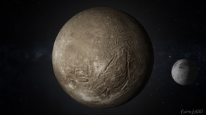 Space Planet 3D Graphics Watermarked 1920x1080 Wallpaper