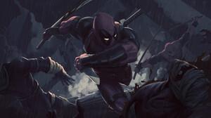 Deadpool Marvel Comics 2000x1080 Wallpaper