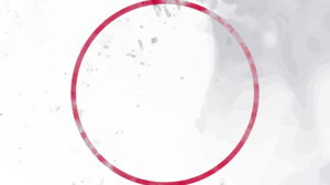 Vertical Circle White Supremacy Red Smartphone 2160x3840 Wallpaper