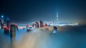 Cityscape Skyscraper 1920x1080 wallpaper