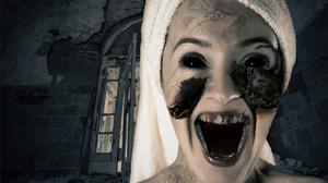 Horror Photo Manipulation Digital Art Photo Montage Poster Character Design Artwork Demon Ghost Hall 2161x1440 Wallpaper