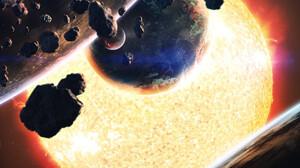Sci Fi Sun 1920x1200 wallpaper