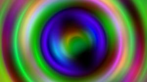 Colorful Digital Art Circle 4000x3000 Wallpaper