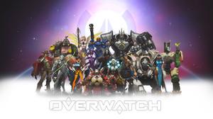 Bastion Overwatch Genji Overwatch Hanzo Overwatch Mccree Overwatch Mercy Overwatch Overwatch Pharah  1920x1080 Wallpaper