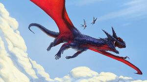Dragon 1920x1370 Wallpaper