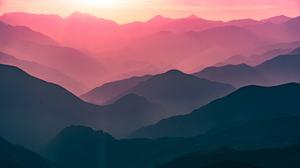Canyon Sunset 6000x3375 Wallpaper