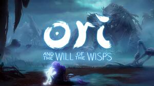 Video Game Ori And The Will Of The Wisps 1920x1080 Wallpaper