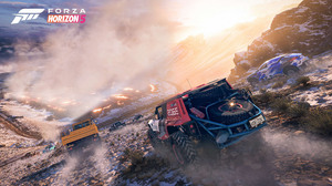 Forza Horizon 5 Volcano Mexico Video Games Racing Vehicle Car 3840x2160 Wallpaper