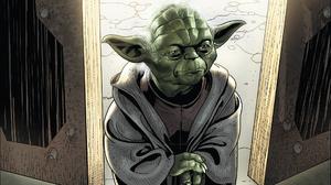 Jedi Star Wars Yoda 1920x1080 wallpaper