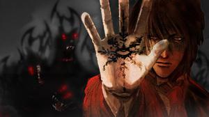 Alucard Hellsing Evil Hellsing Vampire 1280x1024 Wallpaper