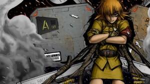 Anime Hellsing Seras Seras Victoria 1680x1050 Wallpaper