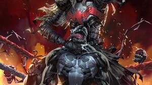 ArtStation Venom Comic Art 1000x1518 Wallpaper