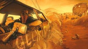 Video Game Rust 1920x1080 Wallpaper