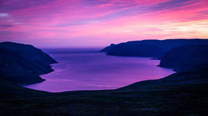 Sea Sunset Landscape 3000x1688 Wallpaper