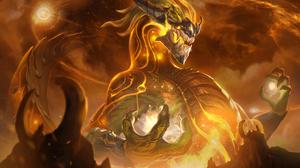 Aurelion Sol League Of Legends League Of Legends 1920x1080 Wallpaper