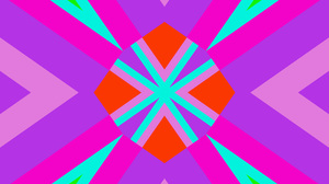 Abstract Colorful Digital Art Geometry Shapes 1920x1080 Wallpaper