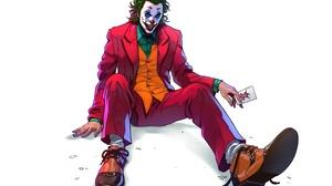 Dc Comics Joker 2668x1864 Wallpaper