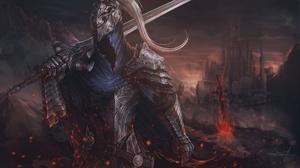 Armor Dark Souls Sword 1920x1080 Wallpaper
