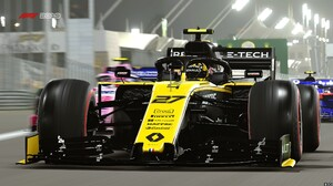 Renault R S 19 Race Car 2560x1440 Wallpaper