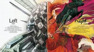 Splitting Abstract Brain Anatomy Artwork Text Digital Art 2560x1600 Wallpaper