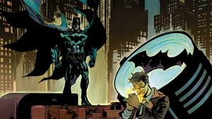 Bat Signal Batman Dc Comics Detective Comics James Gordon 1920x1080 Wallpaper