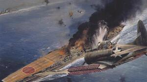 United States Navy Midway War World War Ii Artwork Military Vehicle Military Aircraft Military Vehic 1280x928 Wallpaper