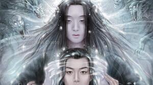 Wei Wuxian Wei Ying Wen Ning Paul Yu Xiao Zhan 2425x2160 Wallpaper