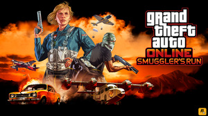 Gta Online Gta Online Smuggler 039 S Run Grand Theft Auto V 3840x2160 wallpaper