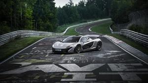Car Mclaren Mclaren P1 Silver Car Sport Car Vehicle 3072x2048 Wallpaper