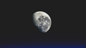 Moon Space 2160x1350 Wallpaper