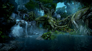 Gears 5 Nature Forest Jungle Reshade 1920x1080 Wallpaper