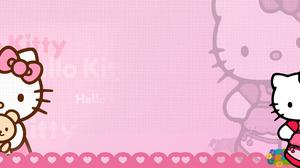 Anime Hello Kitty 2560x1008 Wallpaper