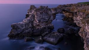 Arch Earth Ocean Rock Sea 1920x1080 Wallpaper