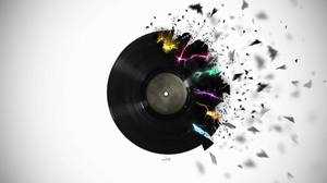 Music Record 1920x1200 Wallpaper