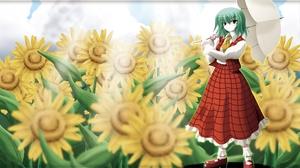 Anime Touhou 1920x1200 wallpaper