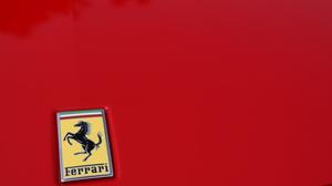 Car Logo Red Ferrari 6000x4000 Wallpaper