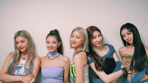 Itzy K Pop Girl Band Korean Women Asian 1440x1081 Wallpaper