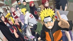 Deidara Naruto Gaara Naruto Itachi Uchiha Kakashi Hatake Kurama Naruto Minato Namikaze Naruto Naruto 2025x1341 Wallpaper