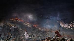 Banner Battle Lightning Warrior 1920x1080 Wallpaper