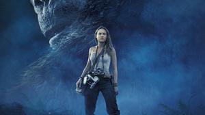 Brie Larson King Kong Kong Skull Island 3333x2222 wallpaper