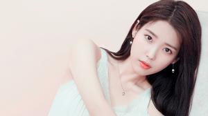 IU Iu Lee Ji Eun Women Portrait White Tops Korean 1920x1080 Wallpaper