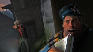 Heavy Team Fortress Sniper Team Fortress Team Fortress 2 1920x1080 Wallpaper